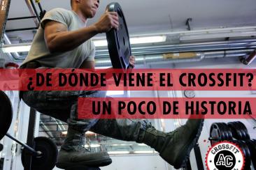 Historia del crossfit