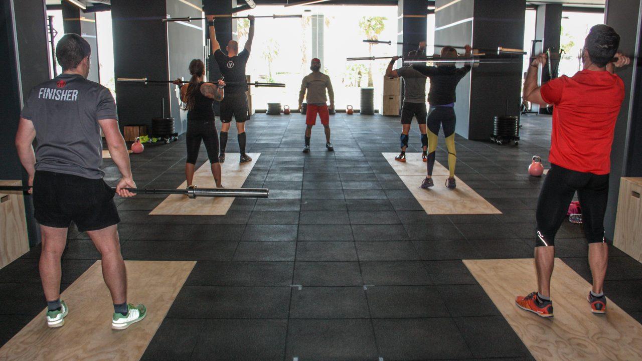 Trucos para mejorar cuando haces CrossFit