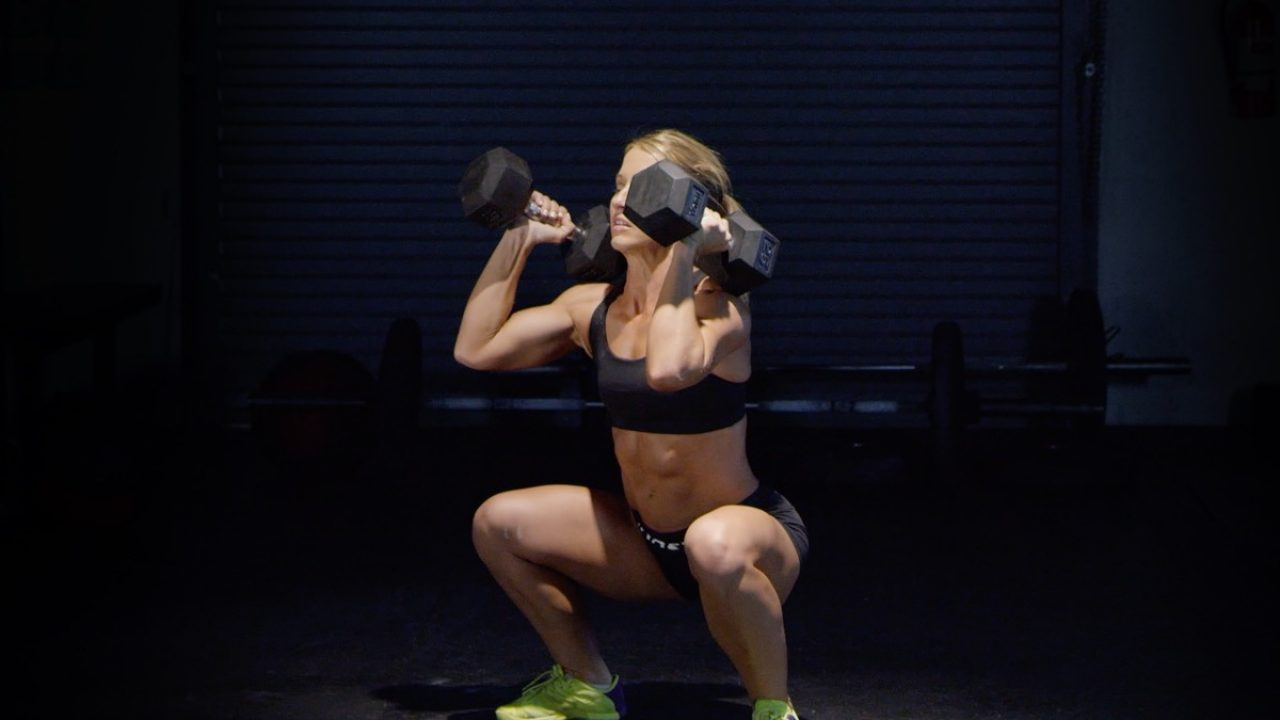 db-squat-clean-zapoli
